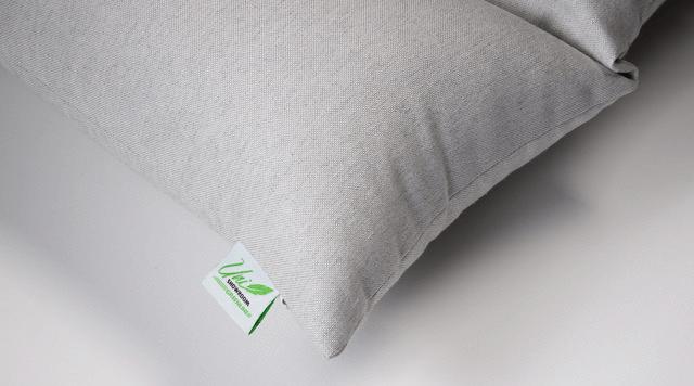 Uni Showroom Greenline terveystyyny 50x60cm nurkka ekologinen harmaa