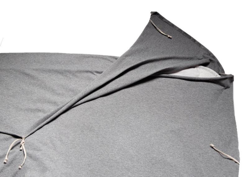 Uni Showroom Hehkun pussilakana harmaa mekanismi