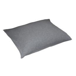 Uni Showroom Hehkun tyynyliina harmaa päältä