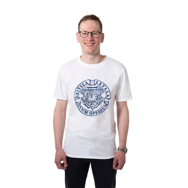Laitila Ovum Oppidum T-paita kauppiaalla