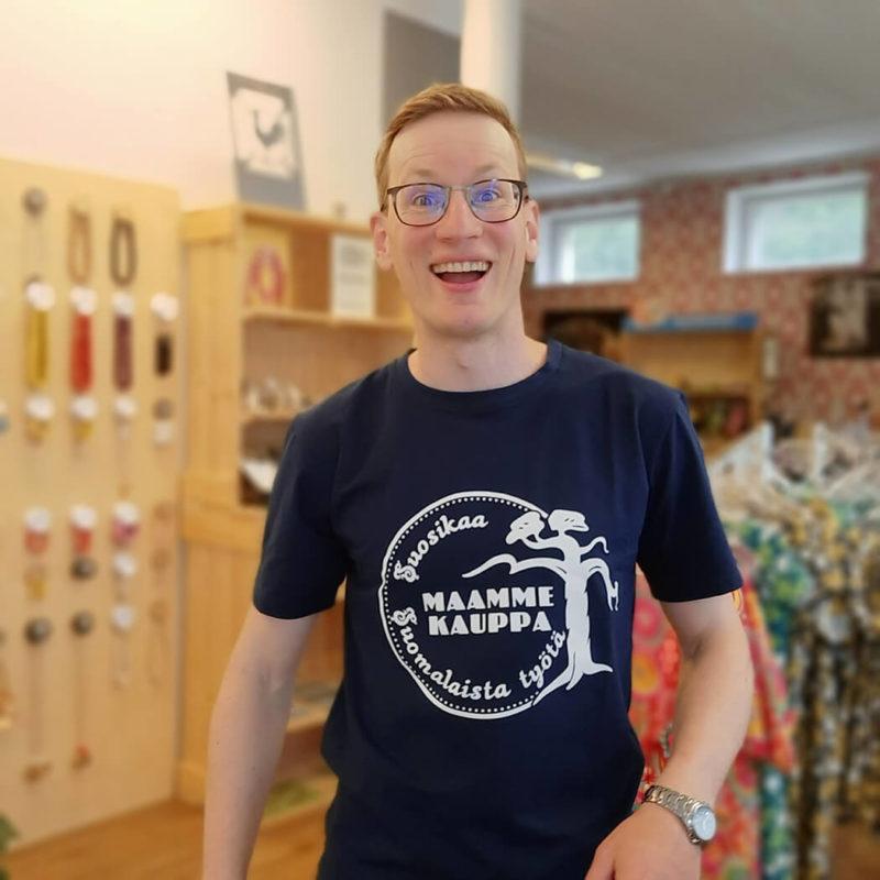 Maammekauppa T-paita 4