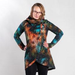 Ehta Leya joustocollegetakki Universum nebula 3