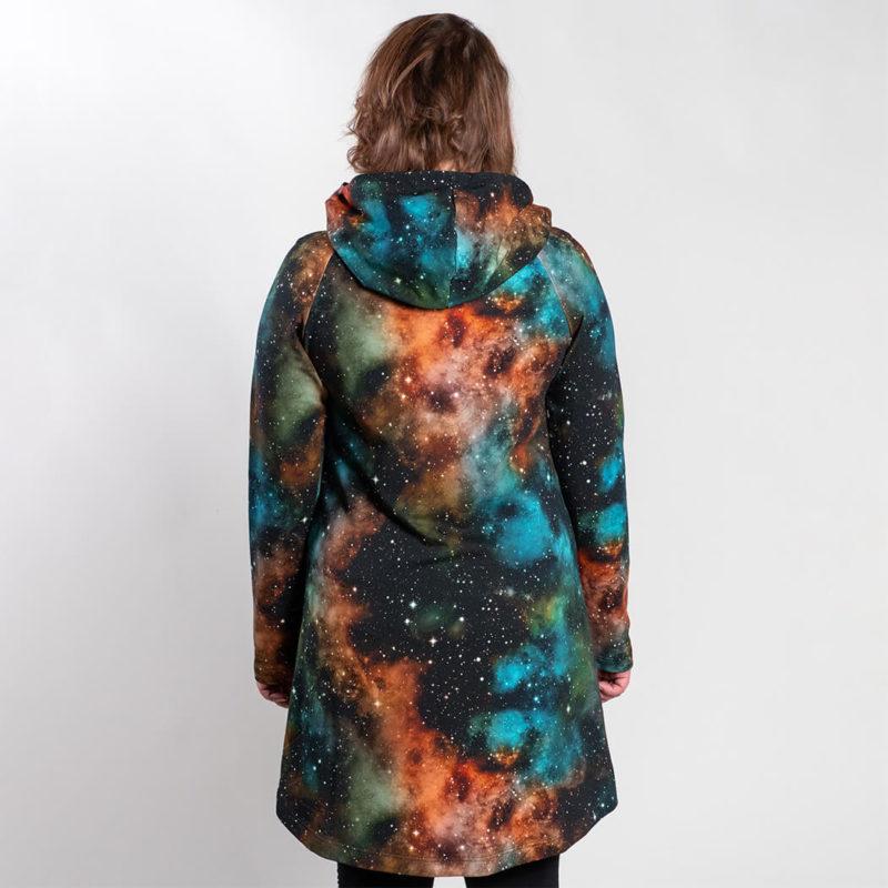 Ehta Leya joustocollegetakki Universum nebula 7