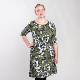 Ehta Marjukka mekko Serenity guacamole 2