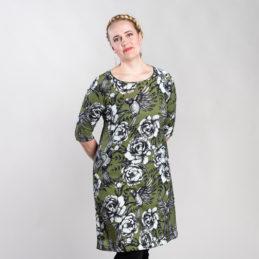 Ehta Marjukka mekko Serenity guacamole 3