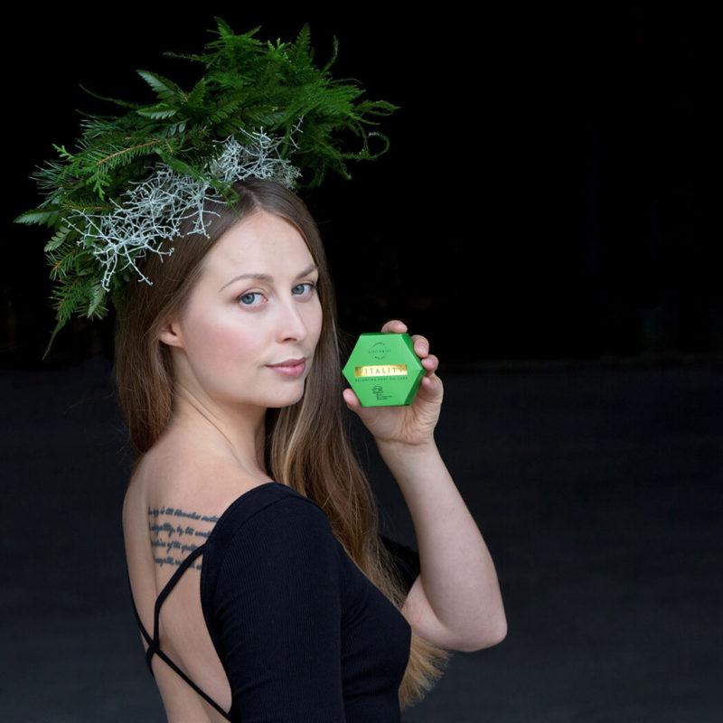Ilona Luonkos Vitality Vartaloöljykakku 2