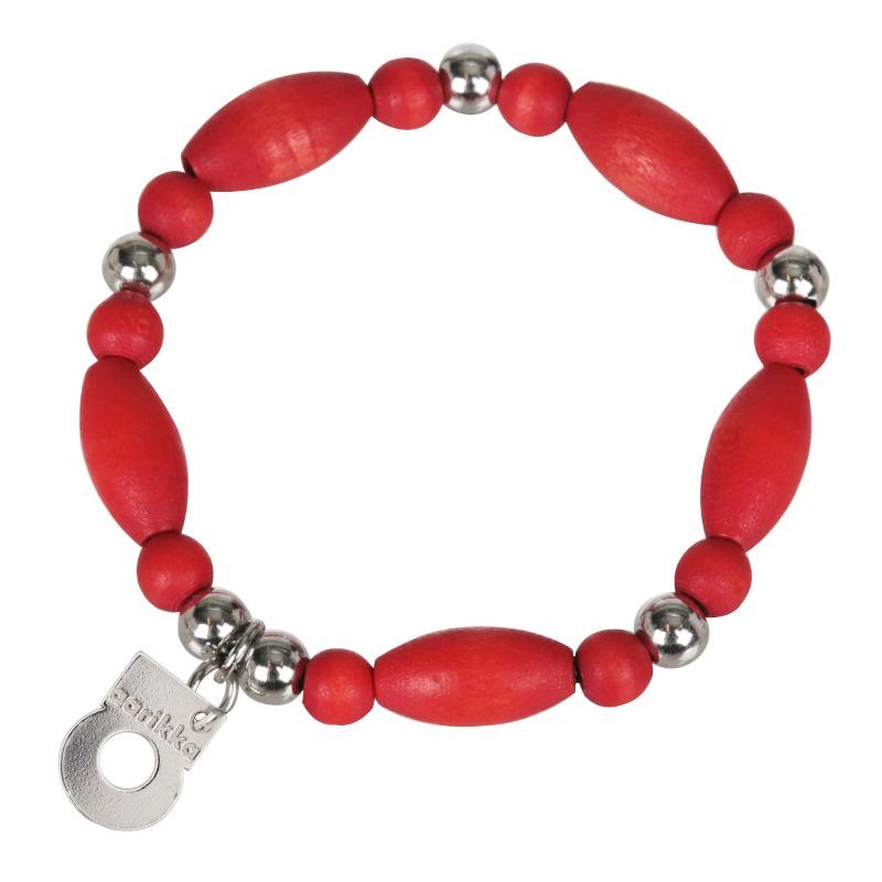Aarikka Merikaisla rannekoru punainen
