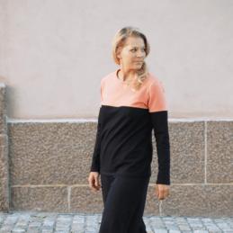 Kanto Design Sopiva paita persikka