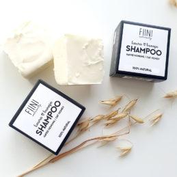 Fiini Naturally Kaura-hunaja Shampoo 3