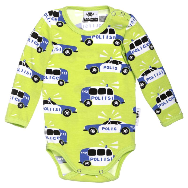 PaaPii Design Body Poliisi omena-sininen