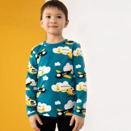 PaaPii Design Uljas paita Propelli petrooli-aurinko 4