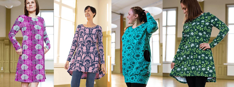 PaaPii Design naistenvaatteet kevät 2021