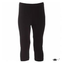 PaaPii Design Henni capri legginsit musta