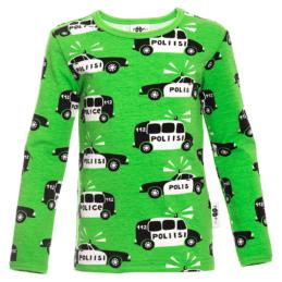 PaaPii Design Uljas paita Poliisi vihreä