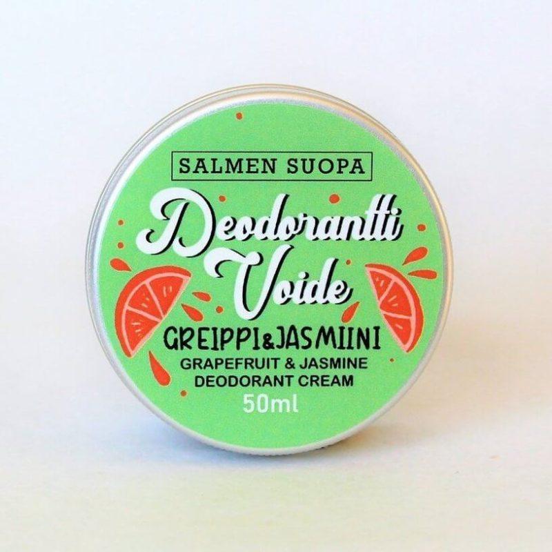 Salmen Suopa Deodoranttivoide greippi & jasmiini 50 ml