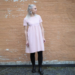 Kanto Design Lilja mekko roosa 2