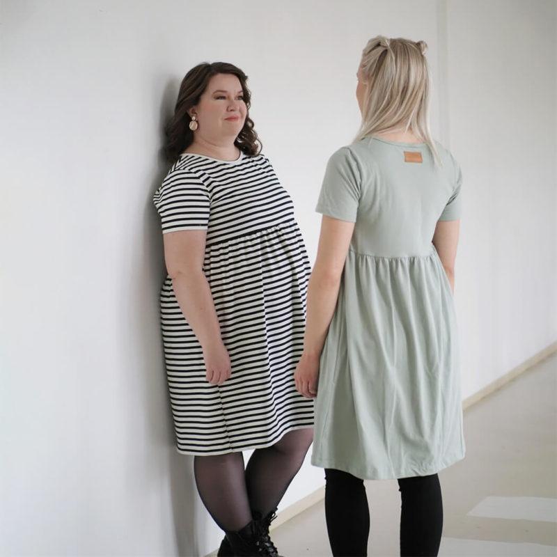 Kanto Design Lilja mekko takaa