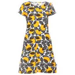 PaaPii Design Sointu mekko Sitruuna aurinko