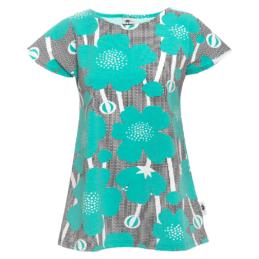 PaaPii Design Vuono T-paita Niittyleinikki turkoosi
