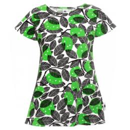 PaaPii Design Vuono T-paita Sitruuna vihreä