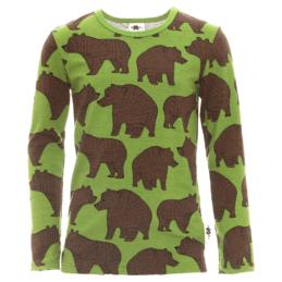 PaaPii Design Nooa paita Ursa metsä-suklaa