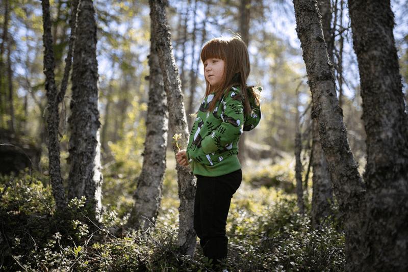 PaaPii Design Retki huppari Nuutti metsä-ruoste 2